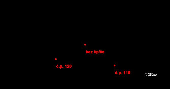 Objekt 96049600, Katastrální mapa