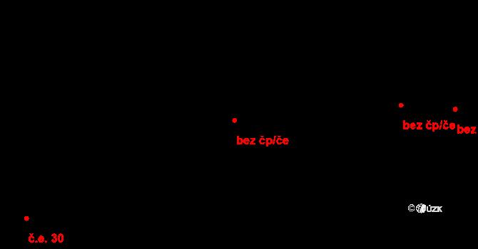 Davle 43612601 na parcele st. 874 v KÚ Davle, Katastrální mapa