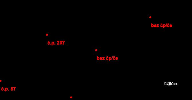 Horní Stropnice 40541606 na parcele st. 252 v KÚ Horní Stropnice, Katastrální mapa