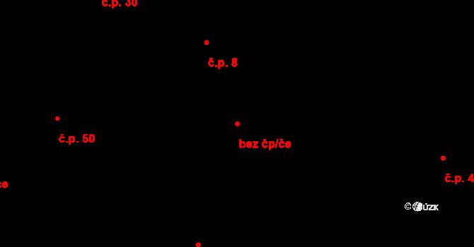 Malé Březno 47950609 na parcele st. 4/2 v KÚ Malé Březno, Katastrální mapa