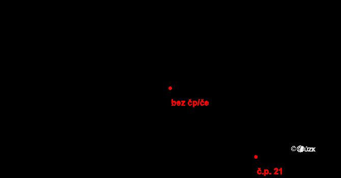 Mirovice 96049677 na parcele st. 89 v KÚ Ohař, Katastrální mapa