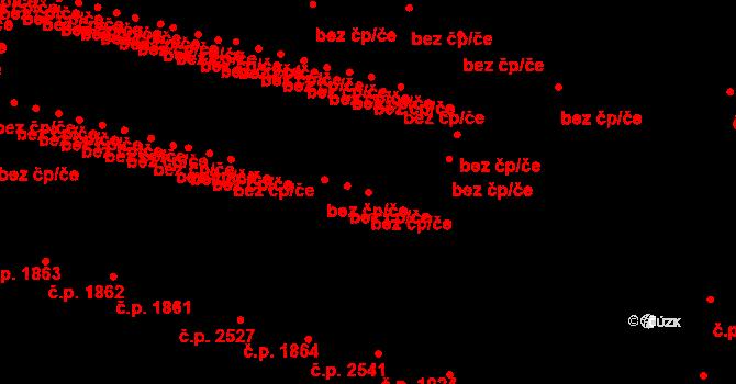 Plzeň 46281681 na parcele st. 7085/7 v KÚ Plzeň, Katastrální mapa