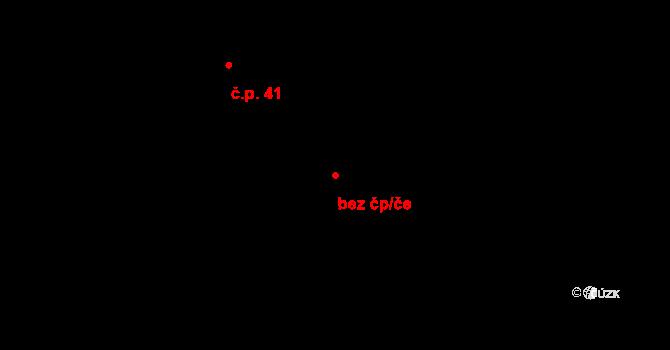 Šluknov 88484688 na parcele st. 152 v KÚ Nové Hraběcí, Katastrální mapa