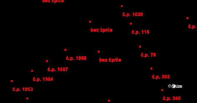 Opava 43775691 na parcele st. 112/37 v KÚ Opava-Předměstí, Katastrální mapa