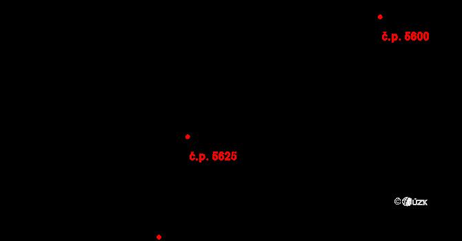 Objekt 96050691, Katastrální mapa