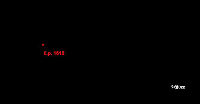 Holešovice 1037, Praha na parcele st. 652/3 v KÚ Holešovice, Katastrální mapa