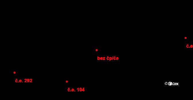 Žirovnice 186, Katastrální mapa