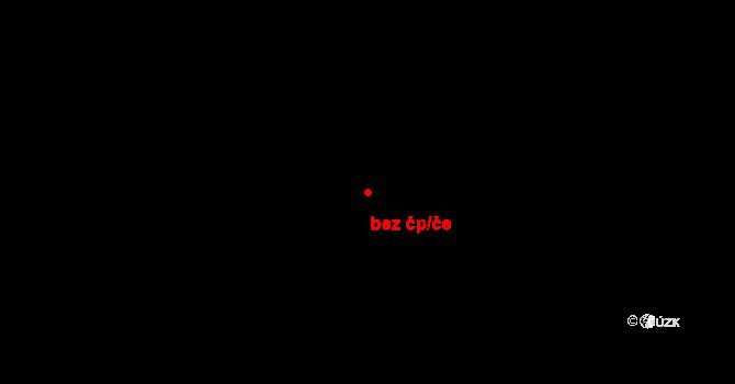 Petrovice 94069743 na parcele st. 427 v KÚ Krásný Les v Krušných horách, Katastrální mapa