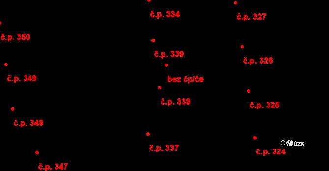 Valcha 338, Plzeň, Katastrální mapa