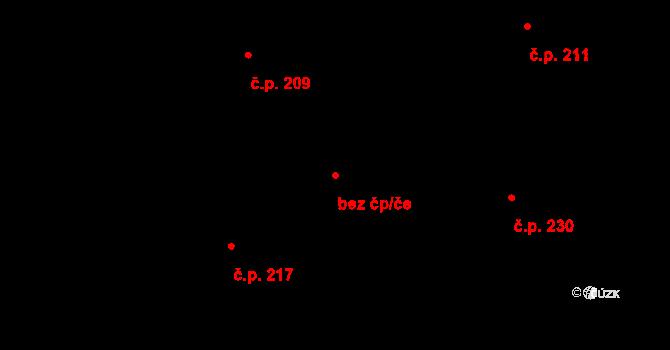 Pardubice 89890787 na parcele st. 620 v KÚ Dražkovice, Katastrální mapa