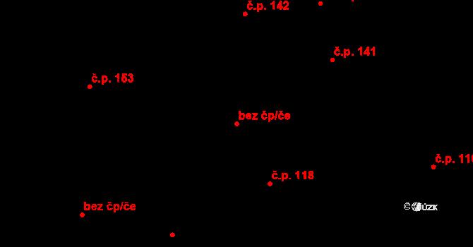 Nová Ves u Nového Města na Moravě 42601797 na parcele st. 370 v KÚ Nová Ves u Nového Města na Moravě, Katastrální mapa