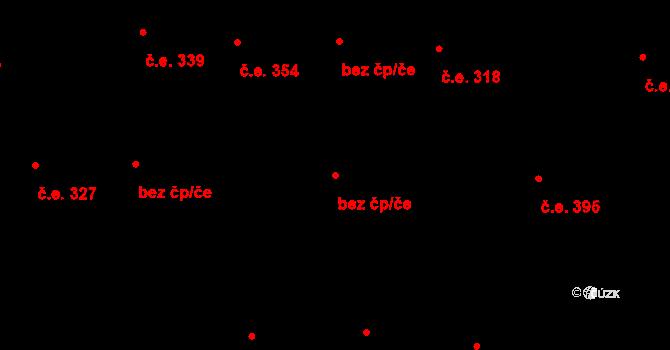 Praha 41376803 na parcele st. 1343/26 v KÚ Hloubětín, Katastrální mapa
