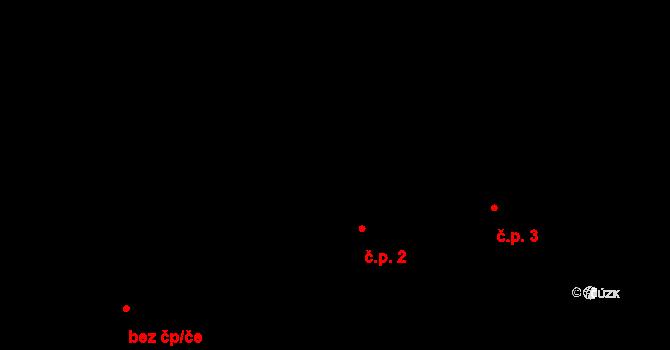 Předboř 2, Luka nad Jihlavou na parcele st. 10/1 v KÚ Předboř nad Jihlavou, Katastrální mapa