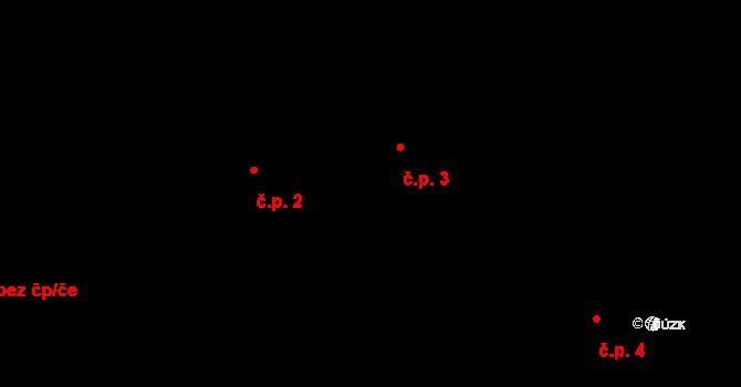 Předboř 3, Luka nad Jihlavou na parcele st. 9 v KÚ Předboř nad Jihlavou, Katastrální mapa
