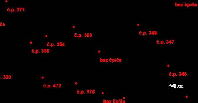 Buštěhrad 48048828 na parcele st. 406 v KÚ Buštěhrad, Katastrální mapa