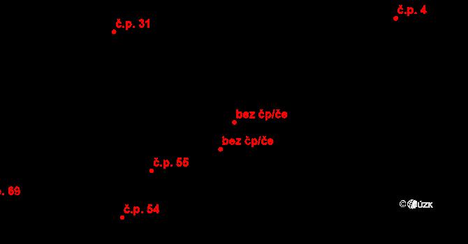 Malé Březno 49237829 na parcele st. 80/4 v KÚ Malé Březno, Katastrální mapa