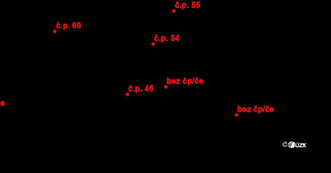 Malé Březno 38022834 na parcele st. 82/2 v KÚ Malé Březno, Katastrální mapa