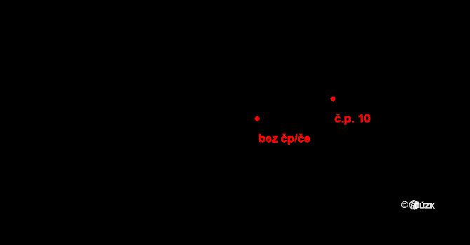 Vysoká 10, Jihlava, Katastrální mapa