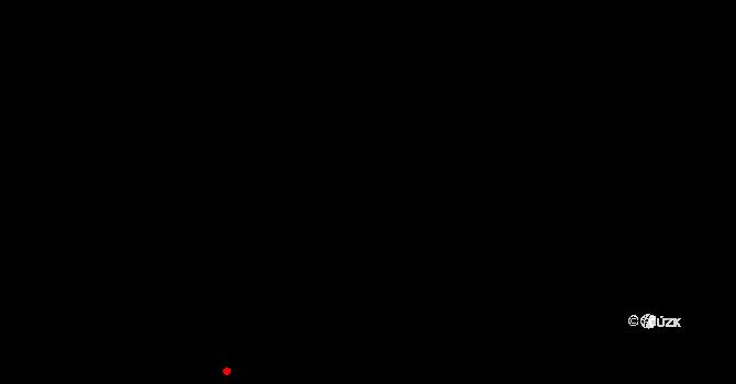 Okříšky 581 na parcele st. 111 v KÚ Okříšky, Katastrální mapa
