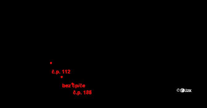 Suchdol nad Lužnicí 41003870 na parcele st. 682/2 v KÚ Klikov, Katastrální mapa
