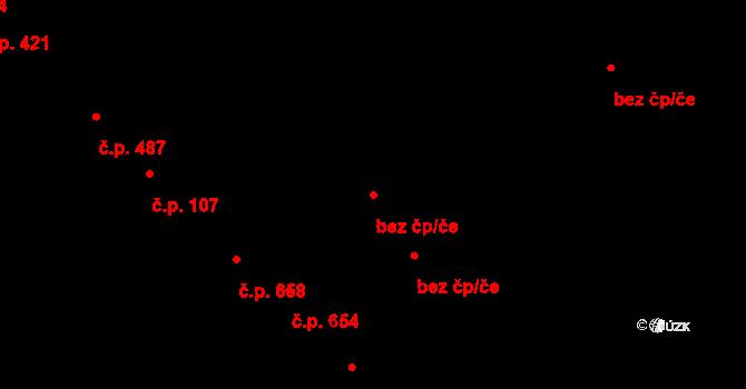 Pardubice 91741882 na parcele st. 11395 v KÚ Pardubice, Katastrální mapa