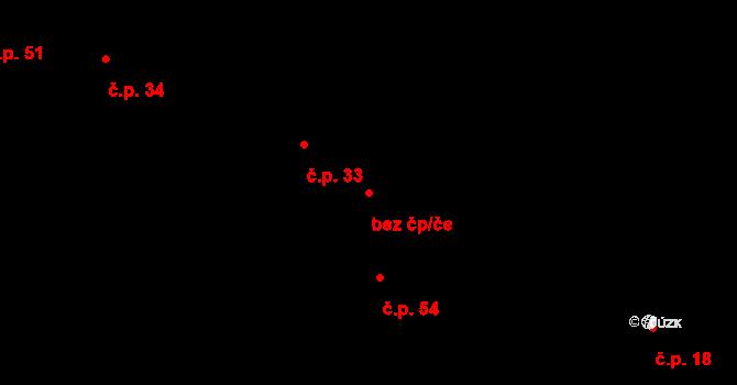 Křinec 96051884 na parcele st. 48/3 v KÚ Bošín, Katastrální mapa