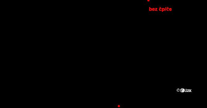 Židenice 3949, Brno na parcele st. 7551/20 v KÚ Židenice, Katastrální mapa