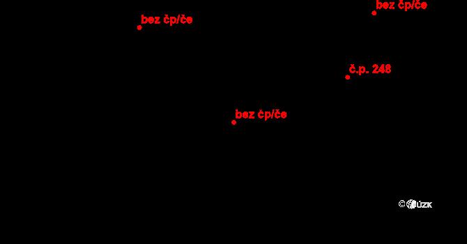 Pardubice 40419924 na parcele st. 3160 v KÚ Pardubice, Katastrální mapa