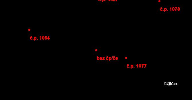 Nivnice 79849938 na parcele st. 1981/82 v KÚ Nivnice, Katastrální mapa