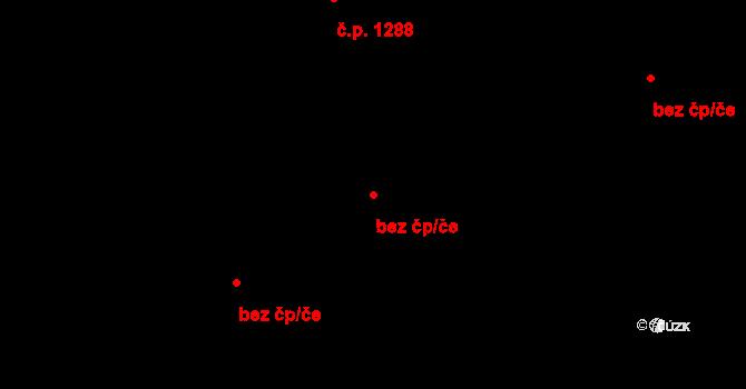 Hradec Králové 46527966 na parcele st. 1724 v KÚ Hradec Králové, Katastrální mapa