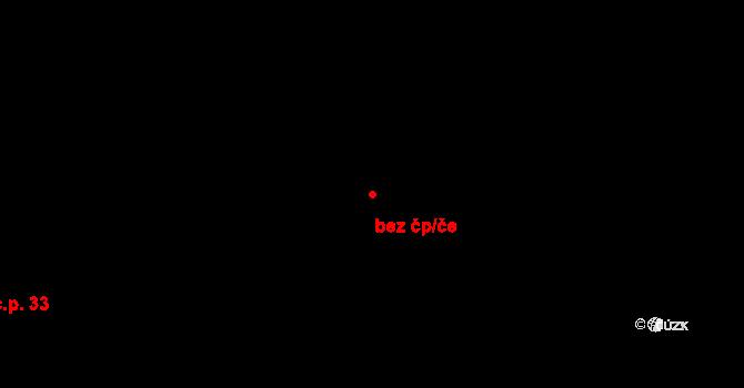 Stránka 39378977 na parcele st. 186 v KÚ Stránka u Mšena, Katastrální mapa