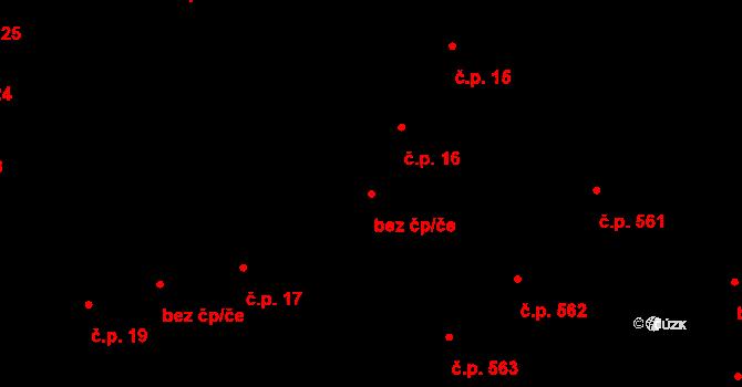 Jihlava 38657996 na parcele st. 38/2 v KÚ Jihlava, Katastrální mapa