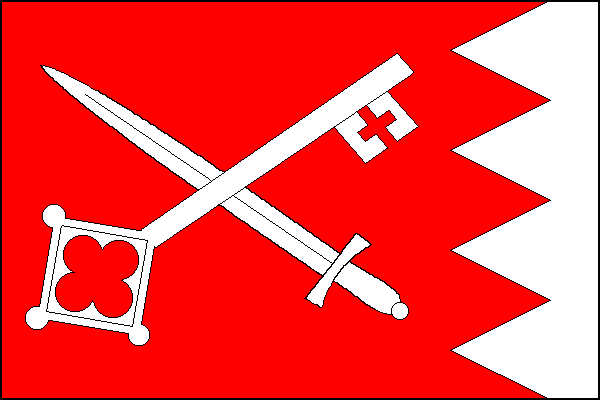Bartošovice - vlajka