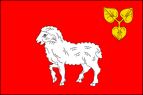 Baška - vlajka