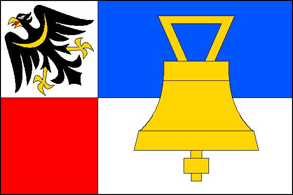 Bašť - vlajka