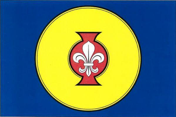 Bdeněves - vlajka