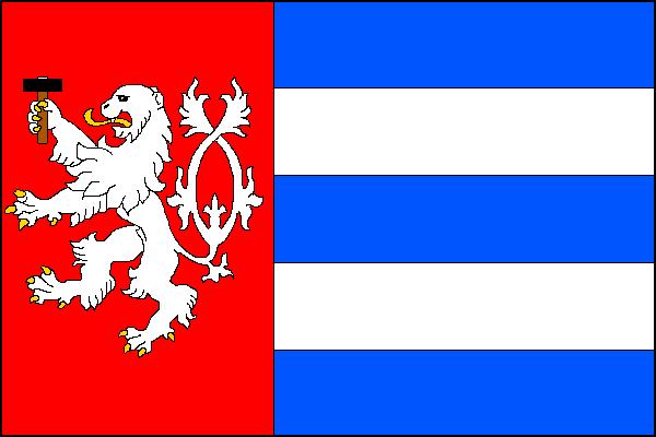 Bečov nad Teplou - vlajka
