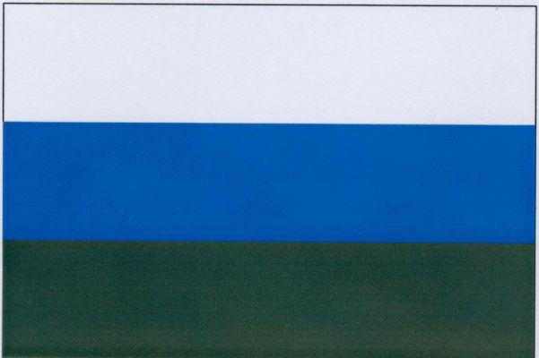Bedřichov - vlajka