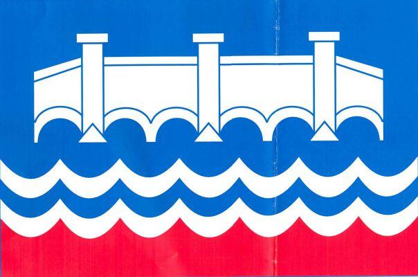 Bělá nad Radbuzou - vlajka