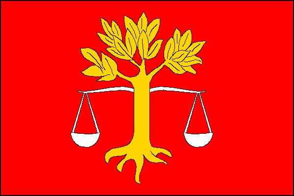 Bělá pod Pradědem - vlajka