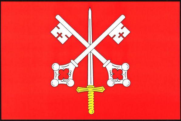 Bělčice - vlajka