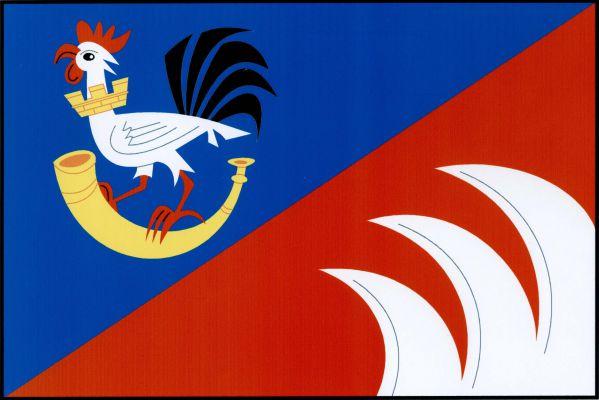 Běrunice - vlajka