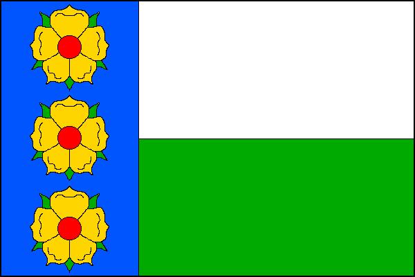 Bezděkov nad Metují - vlajka