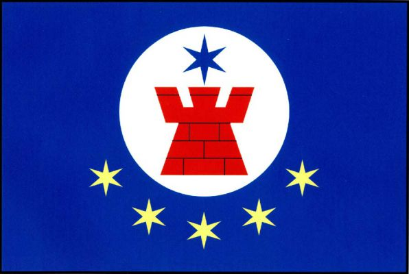 Bezděkov - vlajka