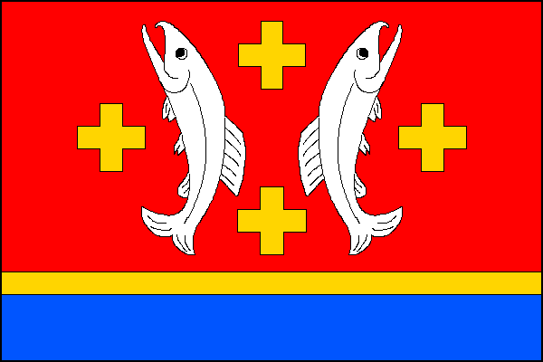 Bílá Voda - vlajka