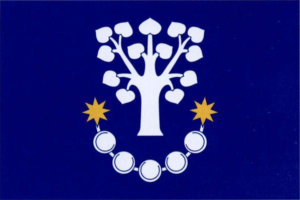 Bílčice - vlajka