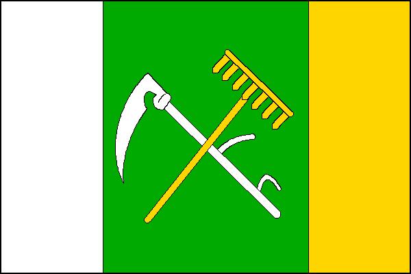 Blatnička - vlajka
