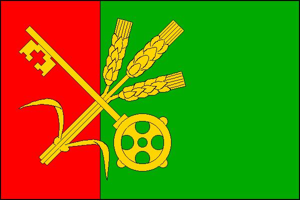Blažejovice - vlajka