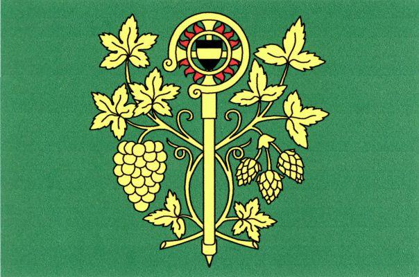 Blšany u Loun - vlajka