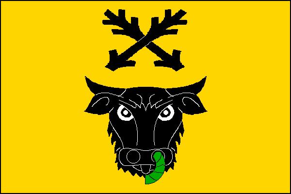 Bohdalov - vlajka